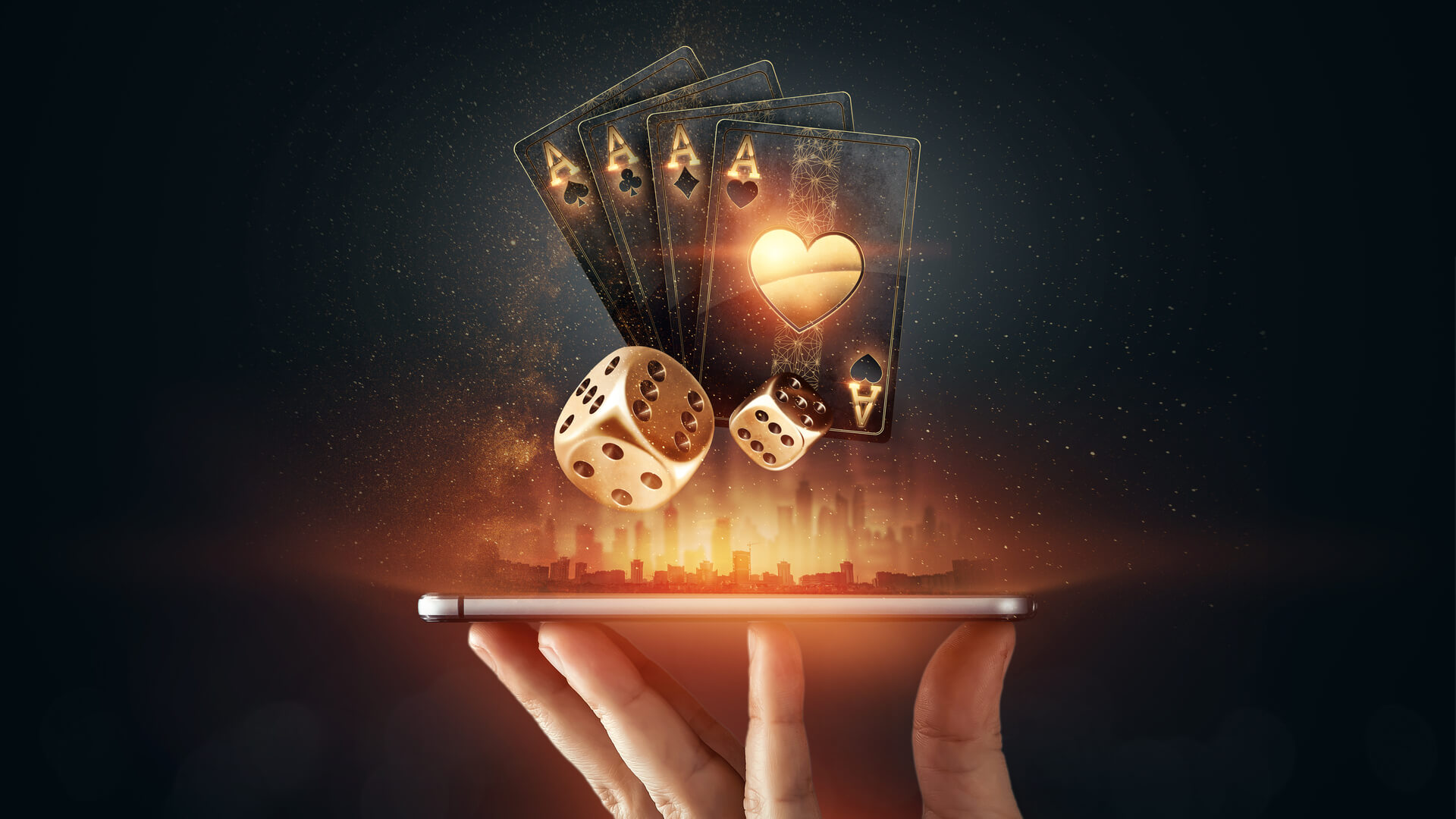 オンラインカジノのキャッシュフローの流れ